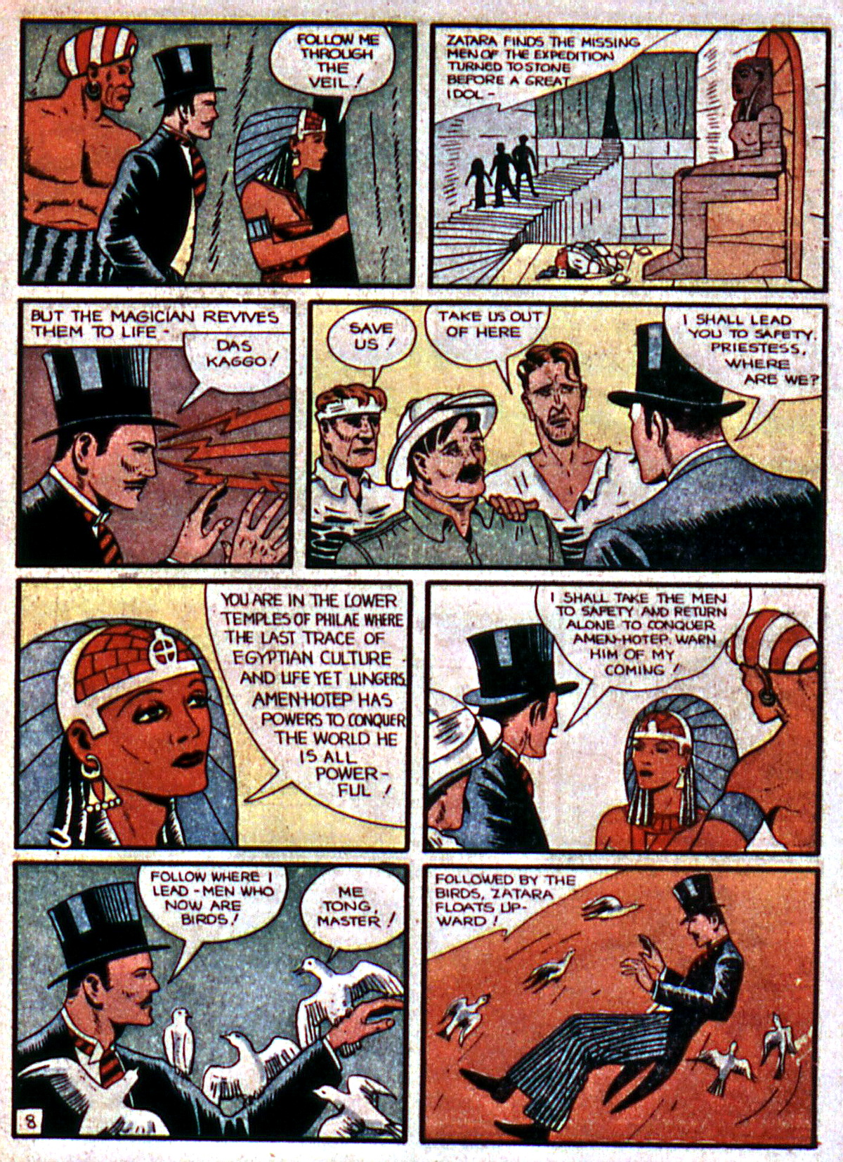 Read online Action Comics (1938) comic -  Issue #5 - 61