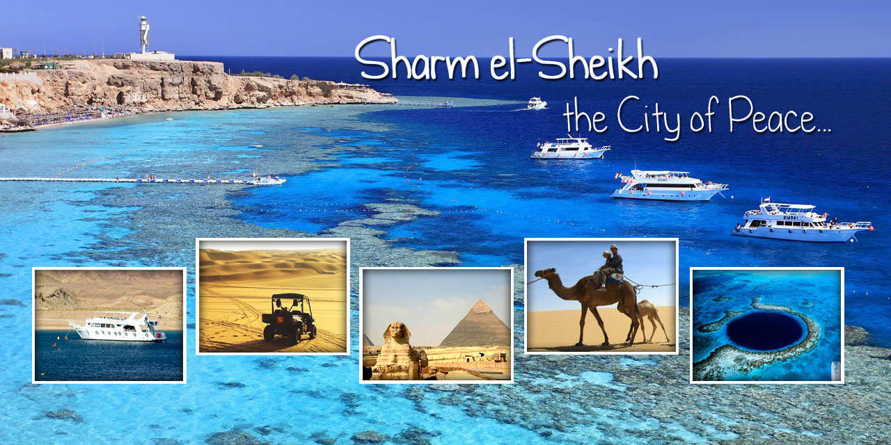 Viaggiare Sicuri in Egitto: Sharm el-Sheik e le ultime notizie da Sinai.