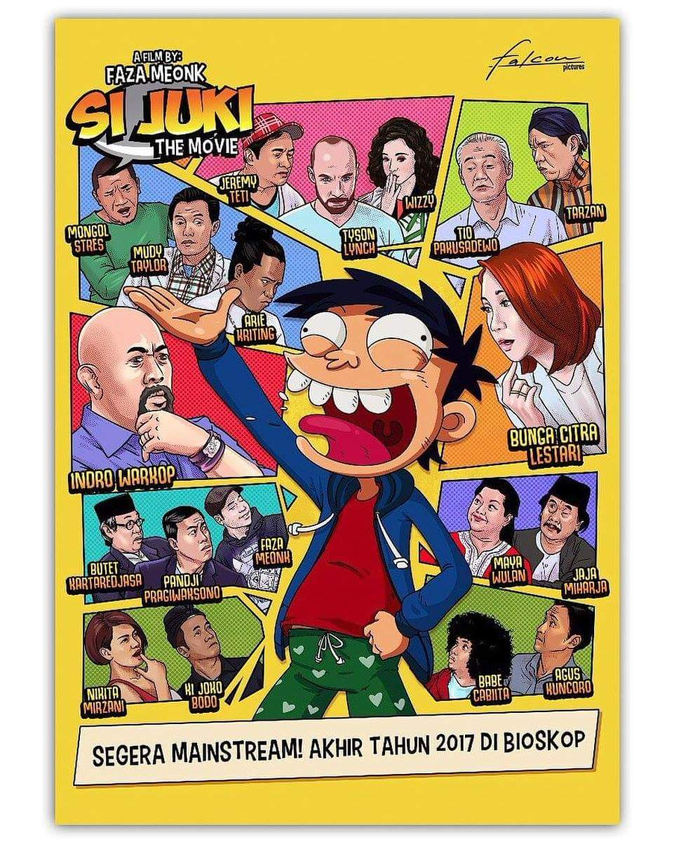 Hasil gambar untuk Download film Si Juki The Movie (2017)