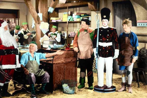 Monster Mania Laurel And Hardy In Toyland