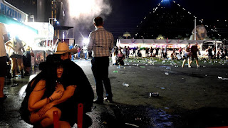Las Vegas Gunman Stockpiled Weapons over Decades