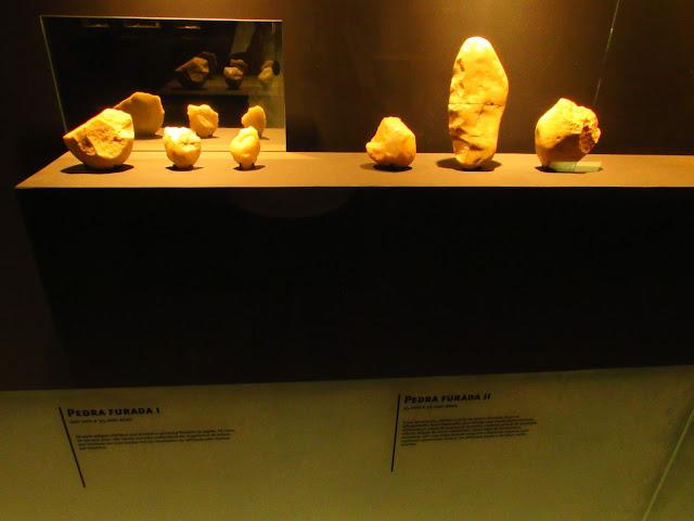 museu homem americano pedra lascada