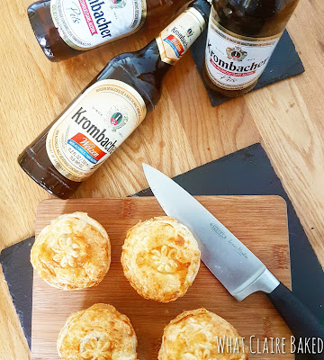 krombacher mini steak pies