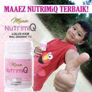 MAAEZ NUTRIM IQ