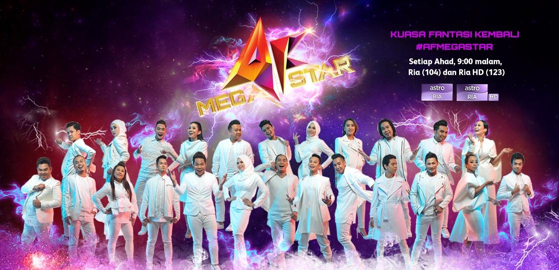 AF Megastar (2017)