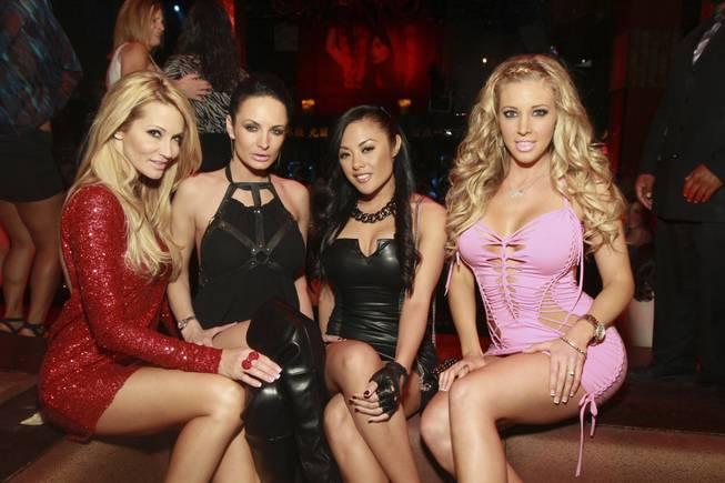 Stripper girls vegas las
