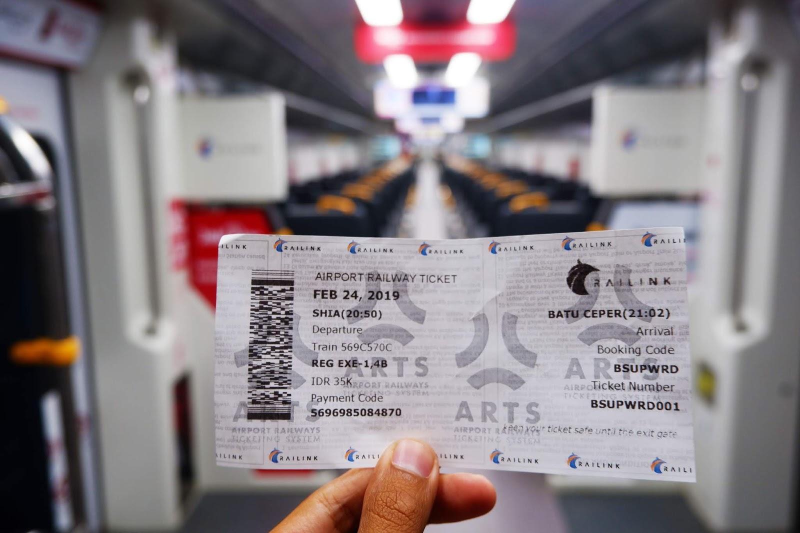 tiket kereta bandara soetta