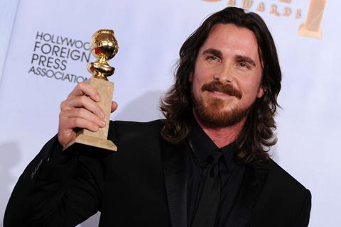 christian+bale+globo+de+oro - Christian Bale y La Isla de Concreto.