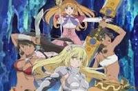 Dungeon ni Deai wo Motomeru no wa Machigatteiru Darou ka Gaiden: Sword Oratoria - Episódio 05