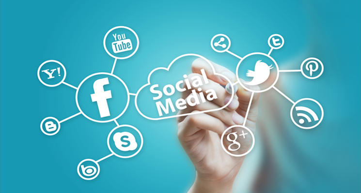 Membuat Widget Sosial Media Lengkap