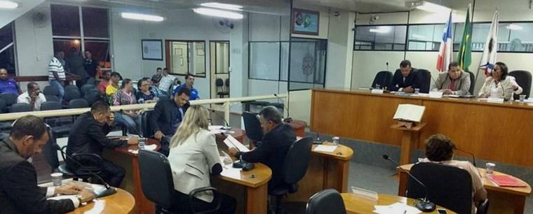 Comissões Permanentes da Câmara Municipal de Morro do Chapéu são definidas em sessão