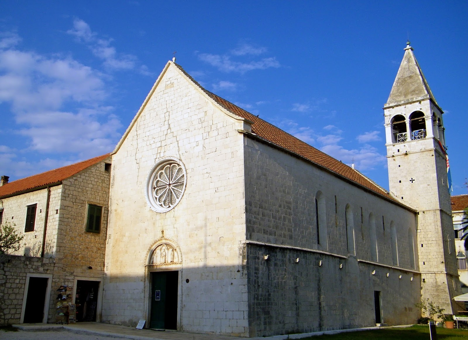 Trogir - Kościół św. Dominika
