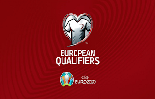 UEFA Euro 2020 Qualifiers Eutelsat 7A/7B Biss Key 24 March 2019