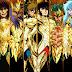 1 ano de Os Cavaleiros do Zodíaco: Alma de Ouro (Saint Seiya: Soul of Gold)