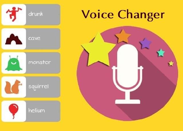 Voice Changer - Μία απίθανη εφαρμογη αλλαγής φωνής για πολλές πλάκες