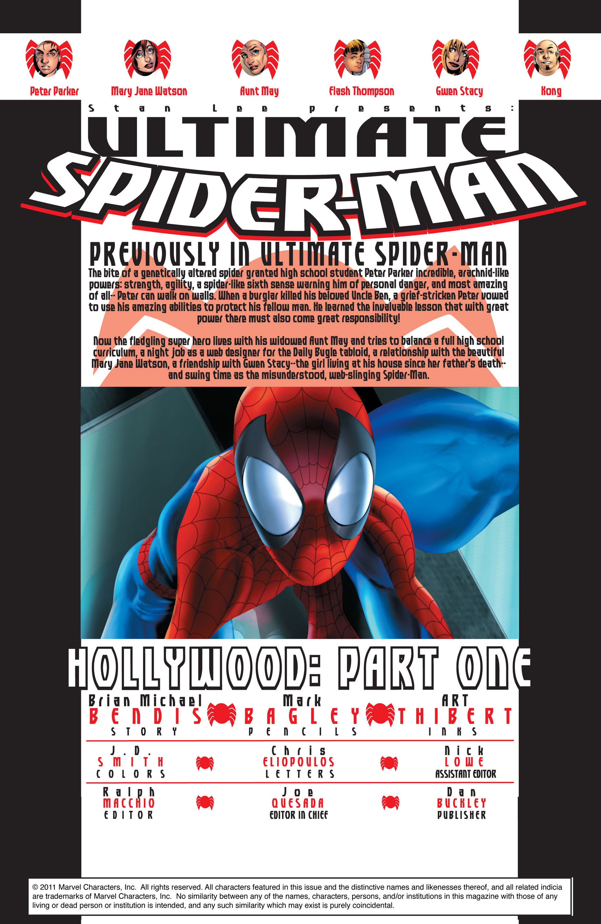 Read online Ultimate Spider-Man (2000) comic -  Issue #54 - 2