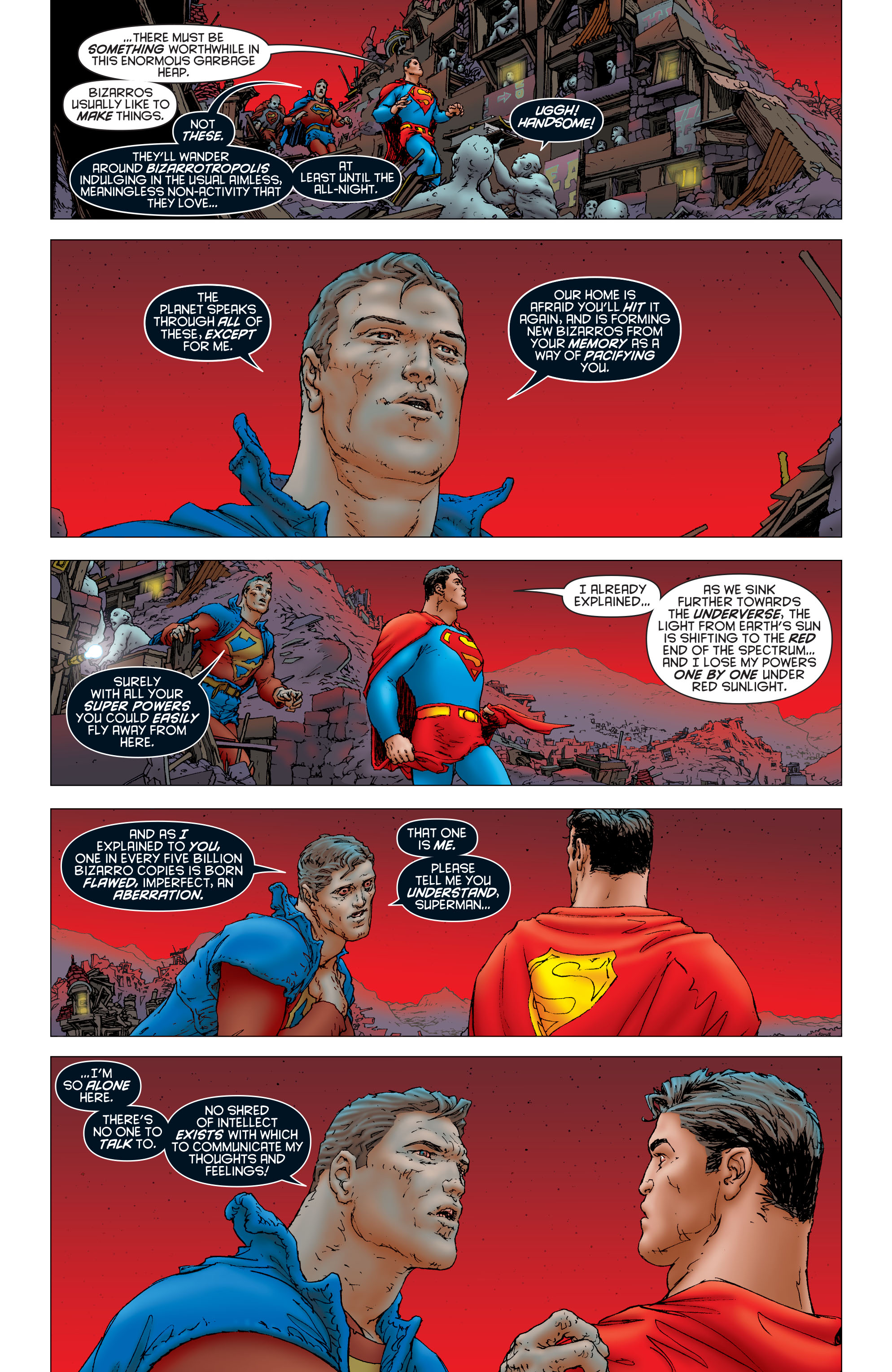 Read online All Star Superman comic -  Issue #8 - 3