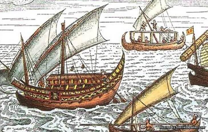 Kapal Perang Bajau Laut