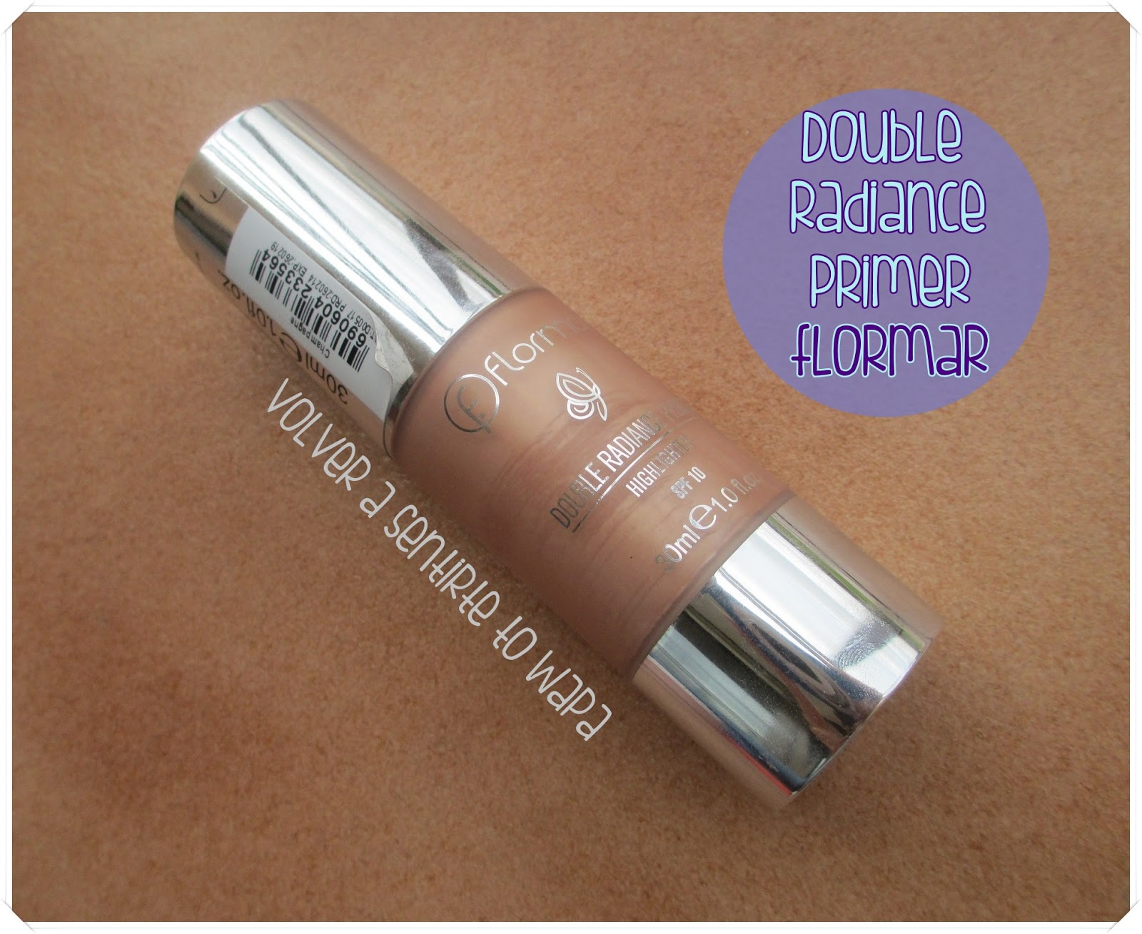 Double Radiance Primer Highlighter de Flormar