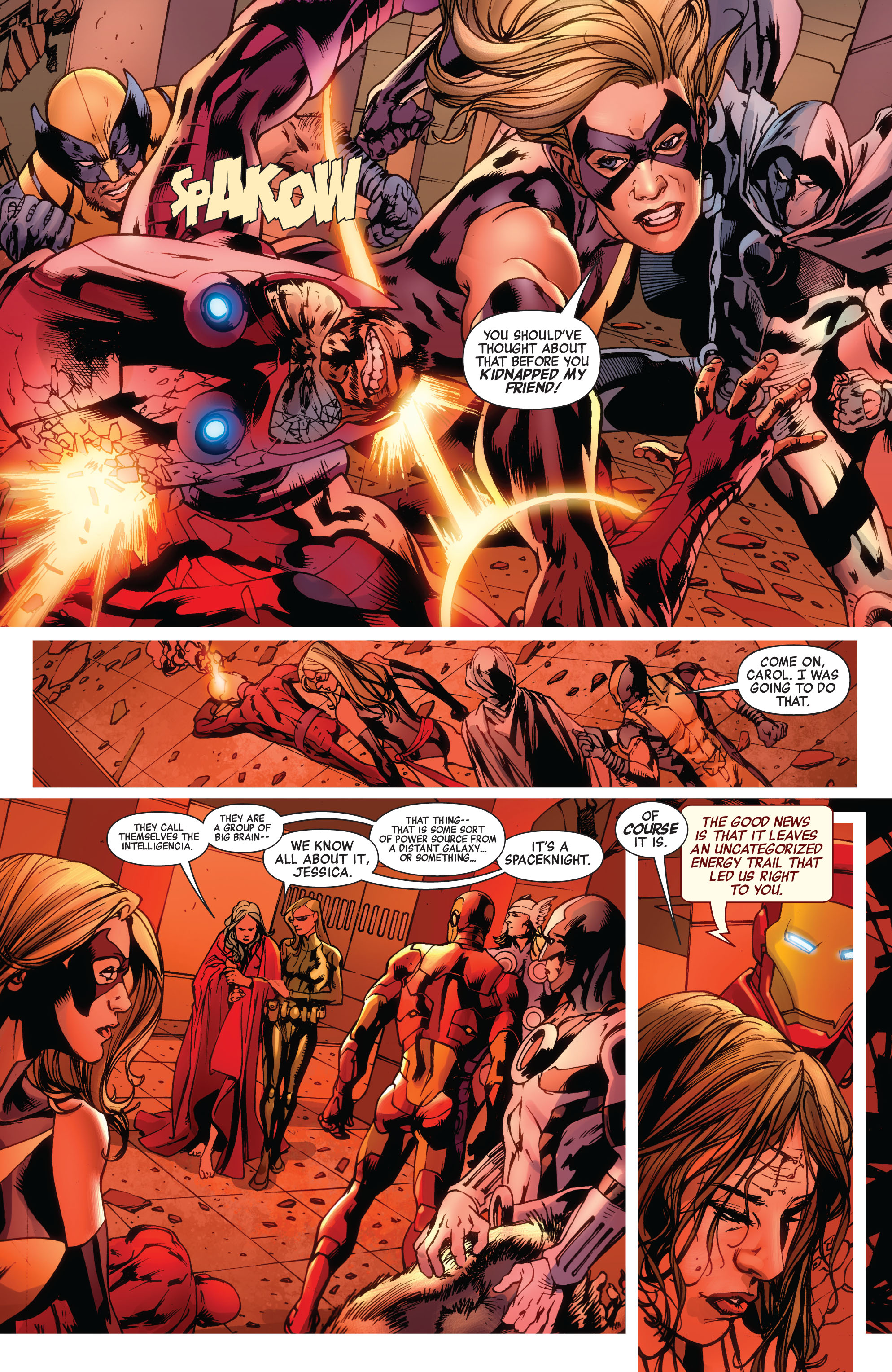 Read online Avengers (2010) comic -  Issue #12.1 - 20