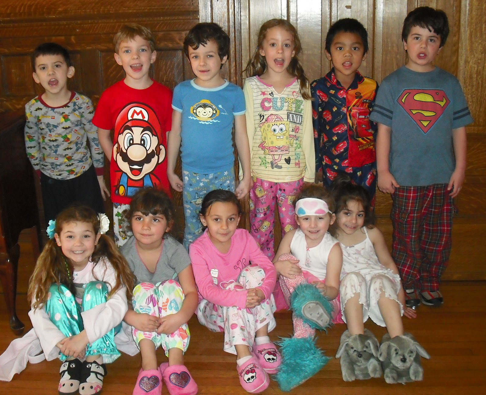 Preschool Pajama Day Ideas Pictures To Pin