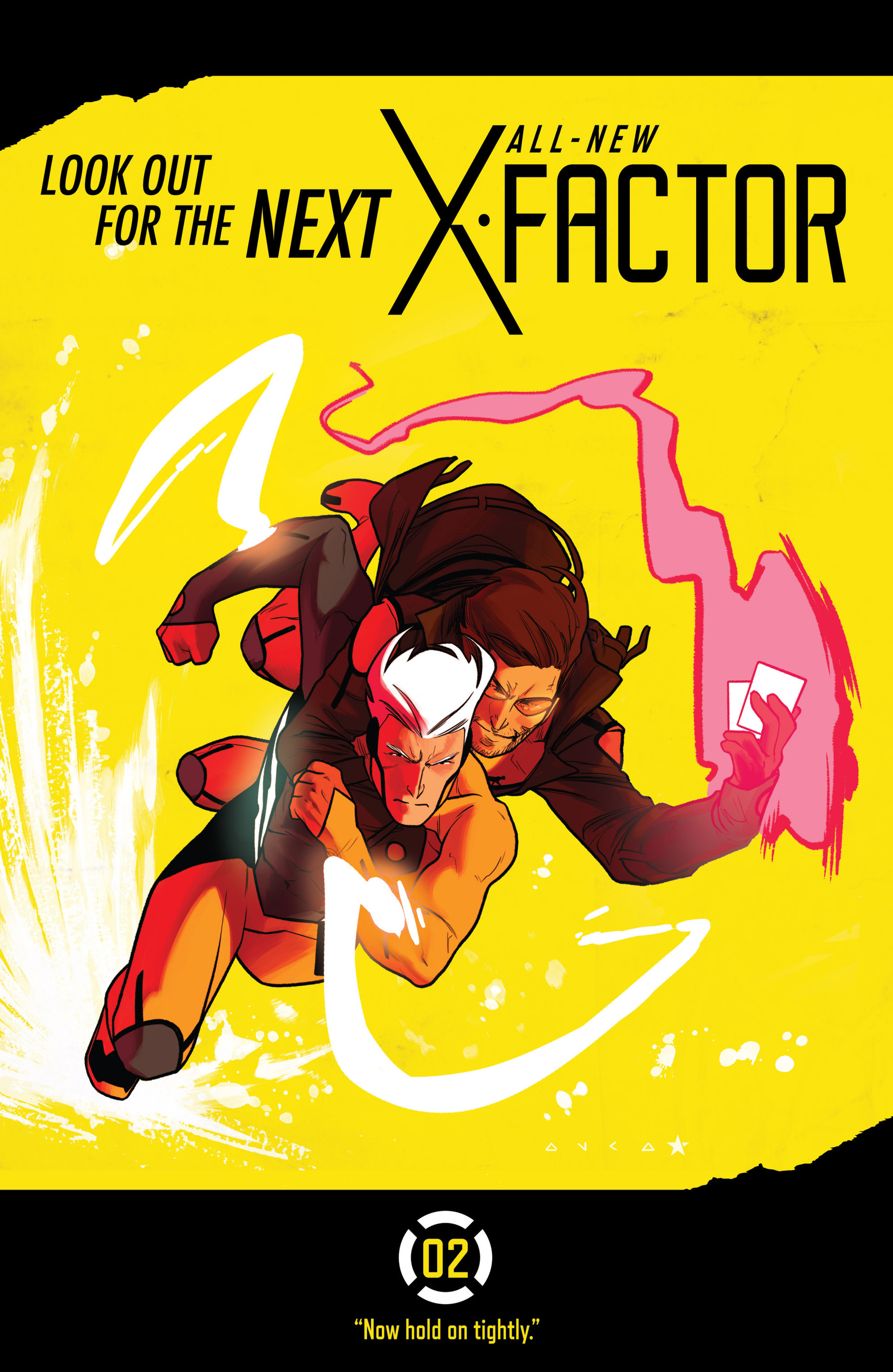 Read online All-New X-Factor comic -  Issue #1 - 23
