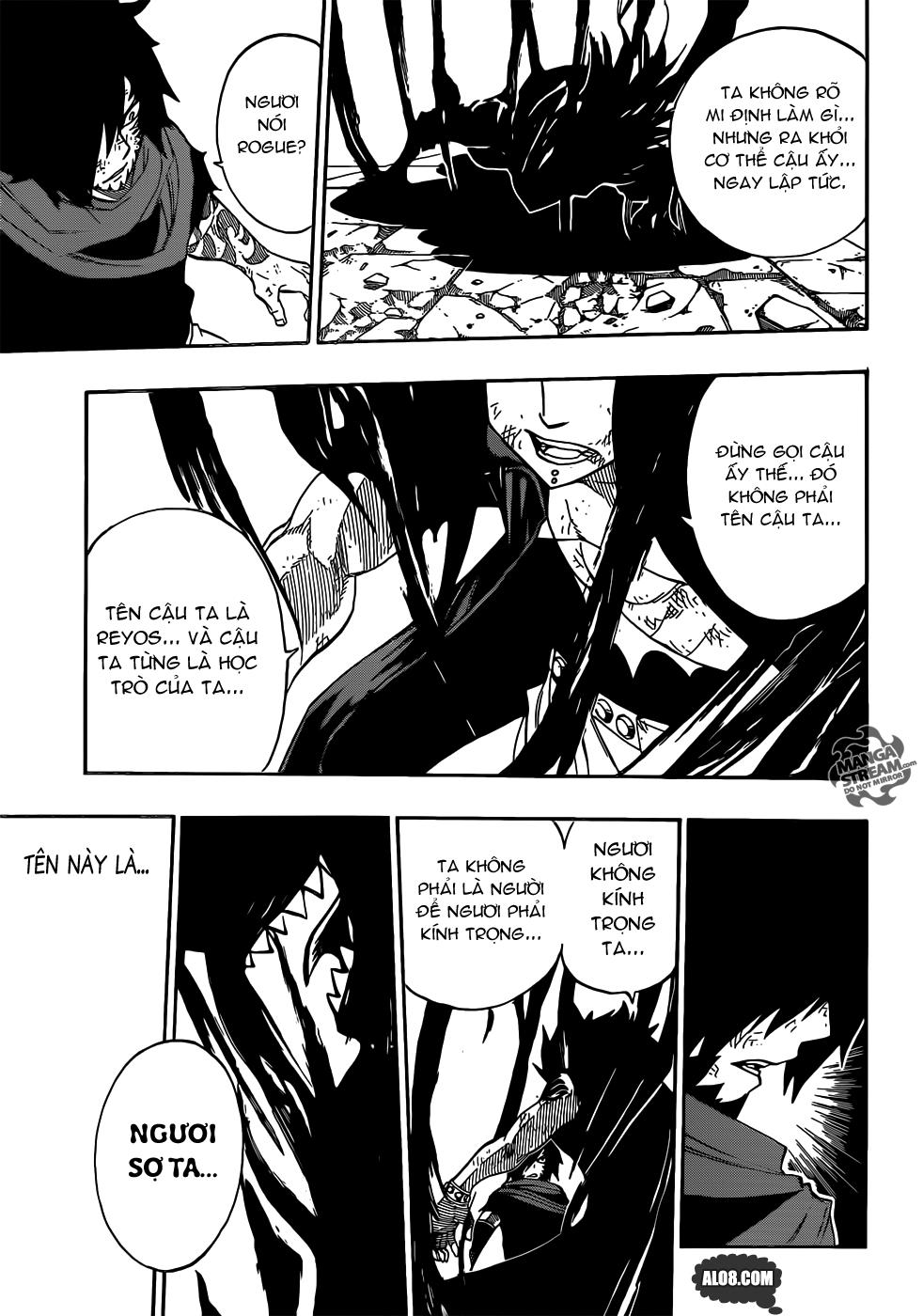 Fairy Tail chap 318 trang 25