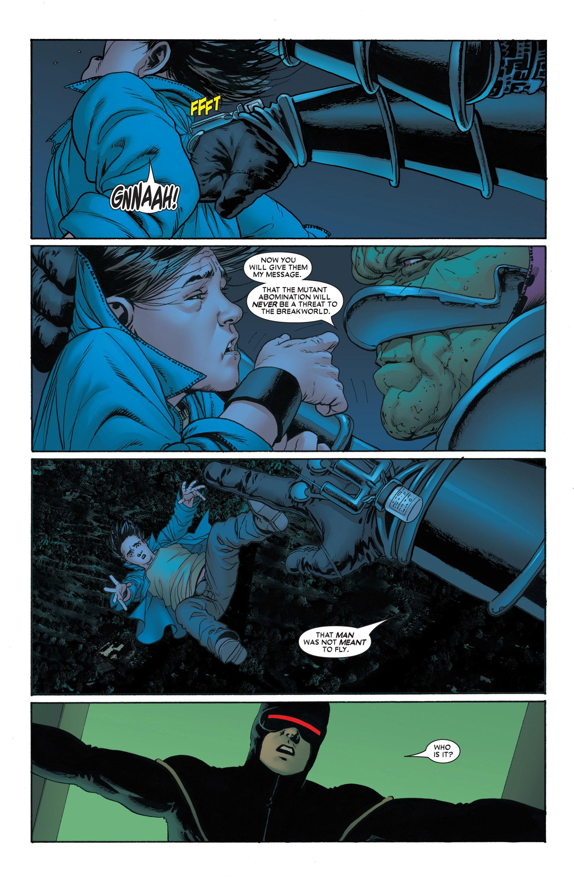 Read online Astonishing X-Men (2004) comic -  Issue #4 - 14