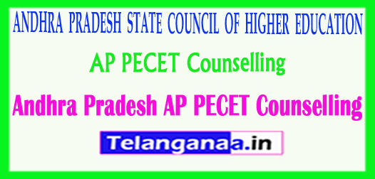 Andhra Pradesh AP PECET Counselling APPECET 2018 Counselling