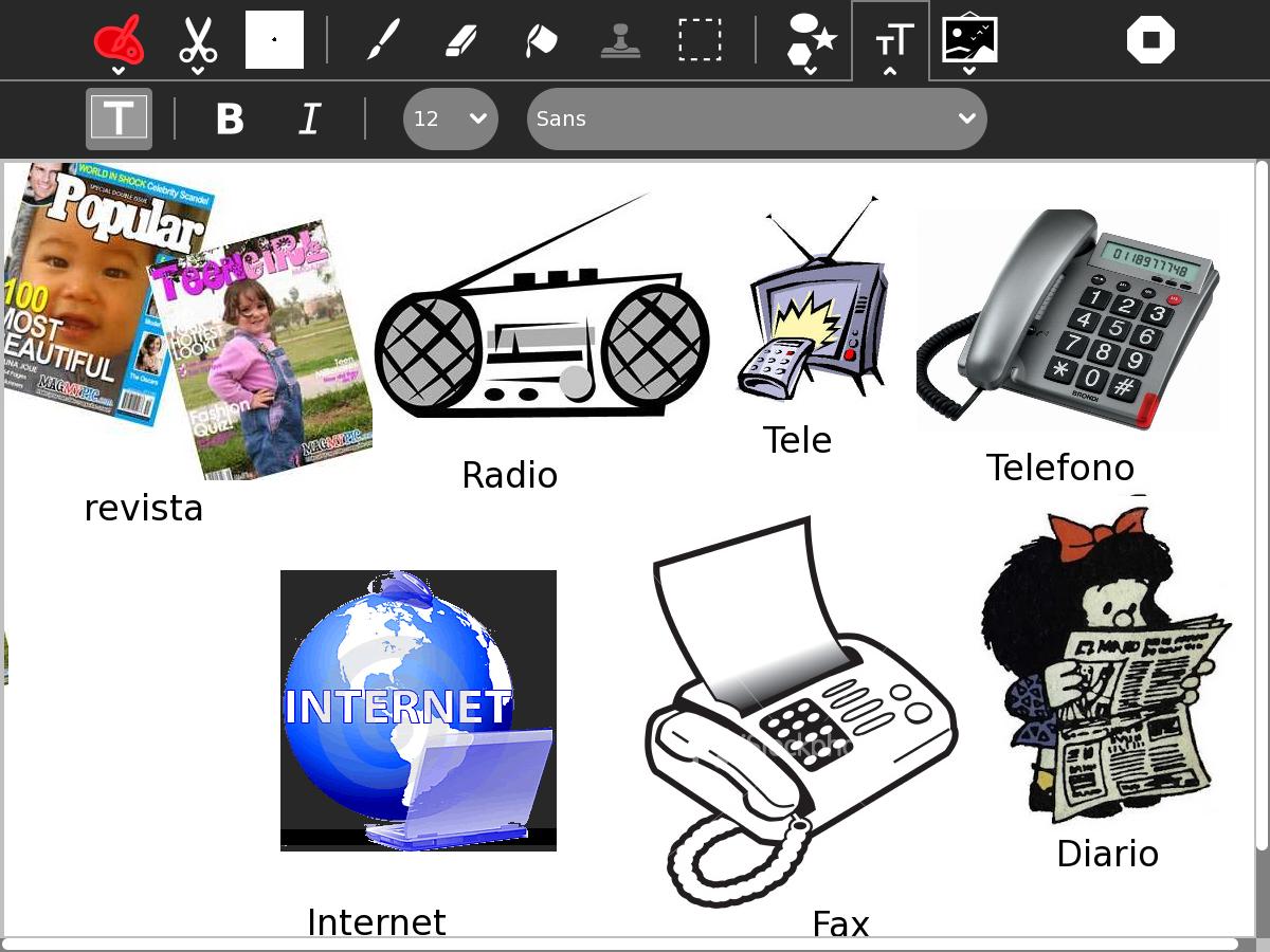 Imagen De Medios De Comunicacion: Experiencia Con Mi Xo: Medios De Comunicación