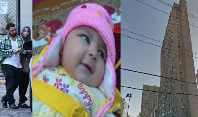 """فاجعة مأساويّة..أدخلت طفلتها الى المصعد فحدثت المصيبة عمرها 6 أسابيع..الأم قالت: """"الله أعطاني أريج شهرًا واحدًا""""!"""