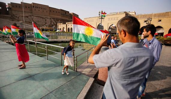 Iraqi Kurdistan's risky independence referendum
