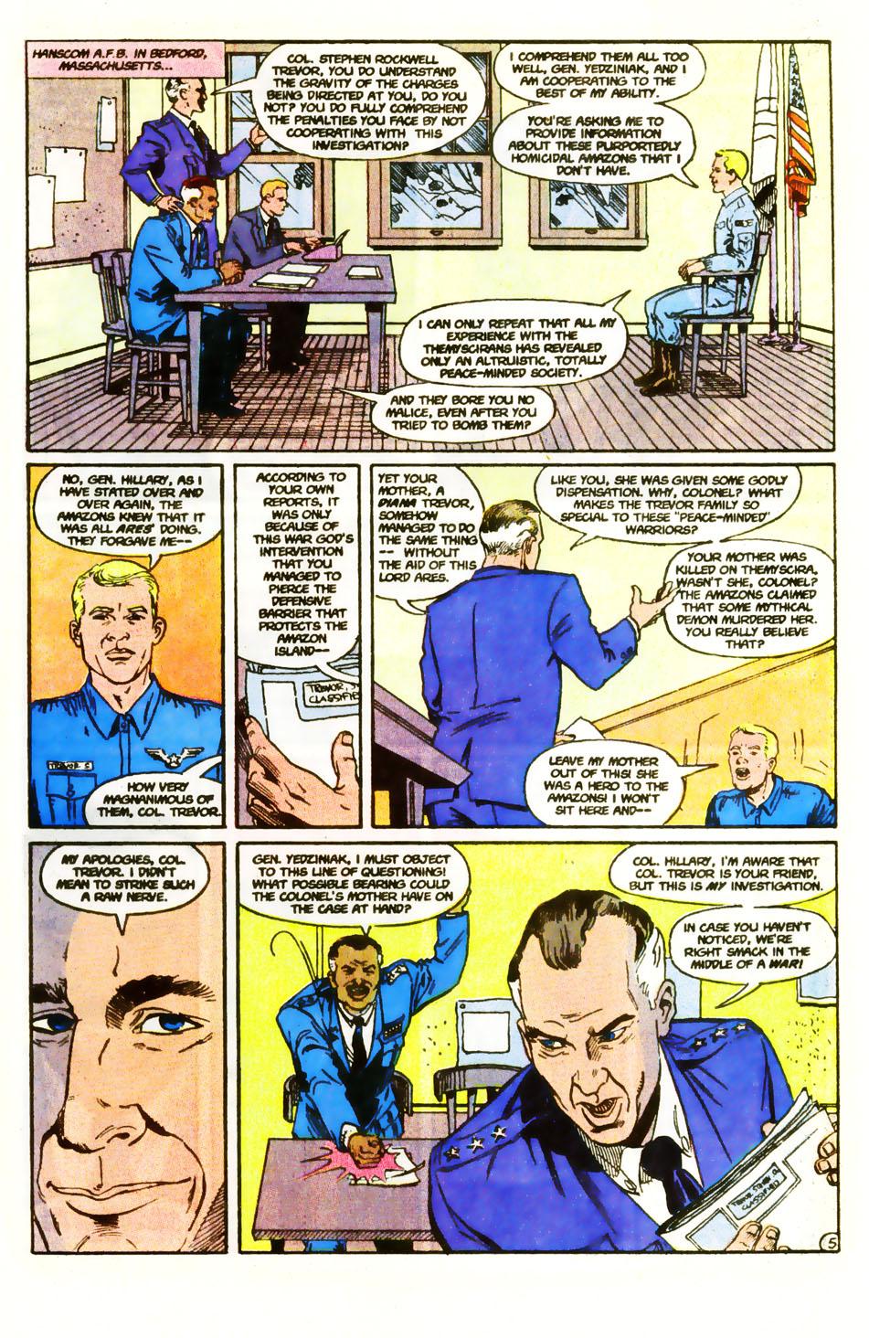 Read online Wonder Woman (1987) comic -  Issue #59 - 7