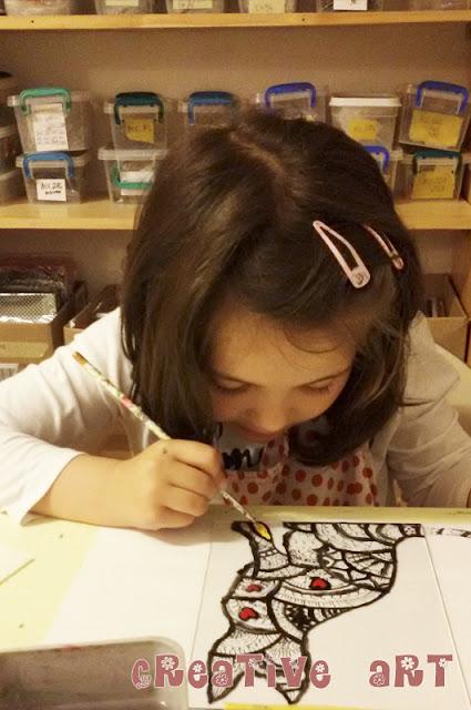 cursuri copii brasov pictura autocunoastere