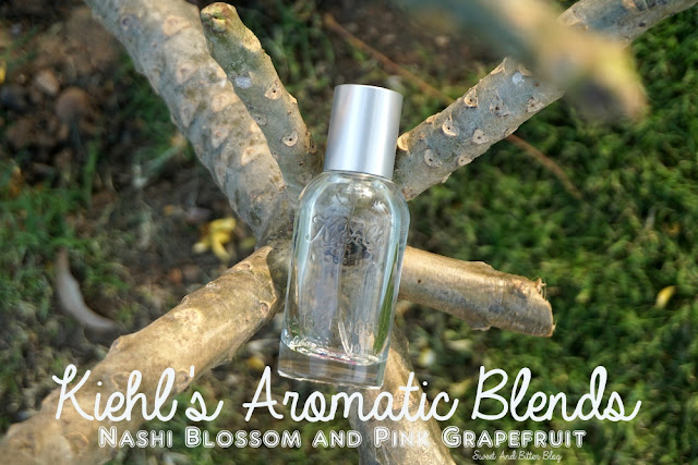 Kiehl's Aromatic Blends Nashi Blossom and Pink Grapefruit Aromatic Mist