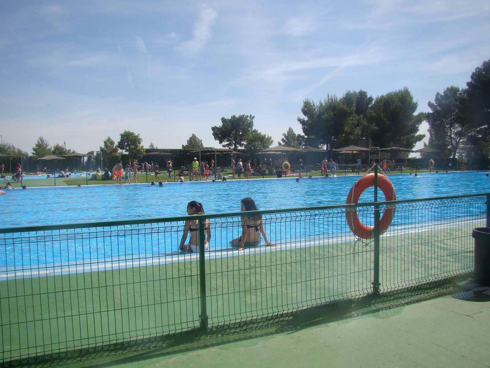 abre la piscina municipal en quintanar hasta septiembre