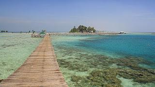 Pesona Pulau Tidung
