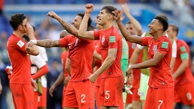 MUNDIAL 2018: SUECIA 0 INGLATERRA 2 - RUSIA 2 CROACIA 2 (3-4)