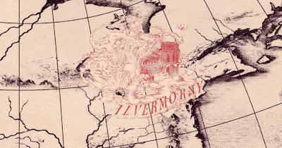 Ilvermorny - Scuola di Magia e Stregoneria in Nord America
