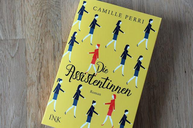 Rezension-Die-Assistentinnen-Camille-Perri-Blog-Buch-LifeofAnna-lovelylifeofanna