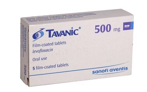 سعر ودواعى إستعمال تافانيك tavanic أقراص مضاد حيوى واسع المجال