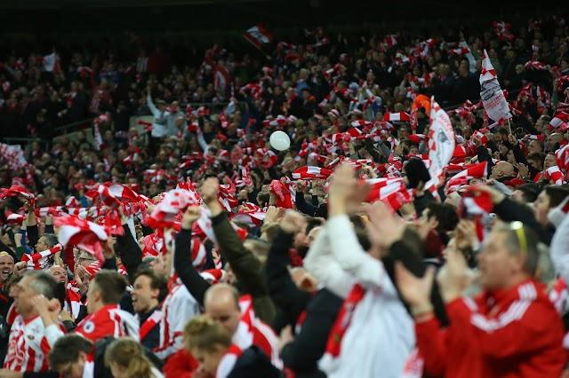 O título não veio, mas o Southampton é gigante