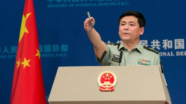 China not after expanding influence with Silk Road: Chinese Defense Ministry spokesman Ren Guoqiang