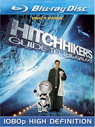 The Hitchhikers Guide to the Galaxy 2005 Dual Audio Hindi Bluray Full 300mb Download