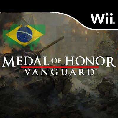Medal of Honor Vanguard V1.0 - Português - Wii