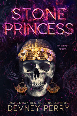 Book Review: Stone Princess (Tin Gypsy #3) by Devney Perry | About That Story