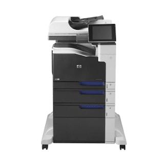 HP LaserJet Enterprise 700 Color MFP M775 Driver