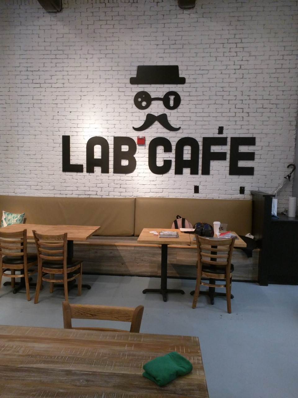 rockville nights: lab cafe soft opens in rockville, grand opening