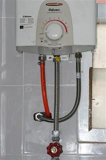 harga water heater pemanas air
