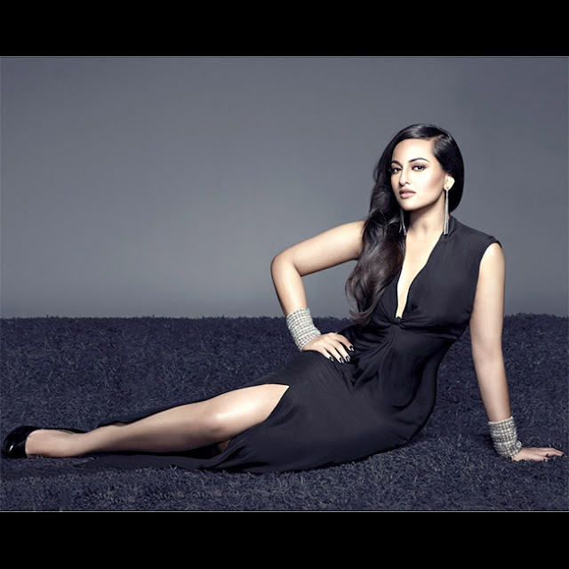 Sonakshi Sinha is redefining sexy for all, in this picture.